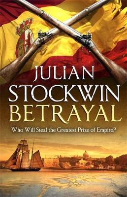 Betrayal by Julian Stockwin image