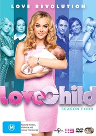 Love Child - Season 4 on DVD