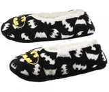 DC Comics: Batman Fuzzy Slippers (L/XL)