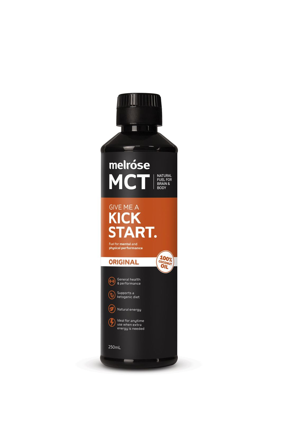 Melrose Original MCT Oil (250ml) image