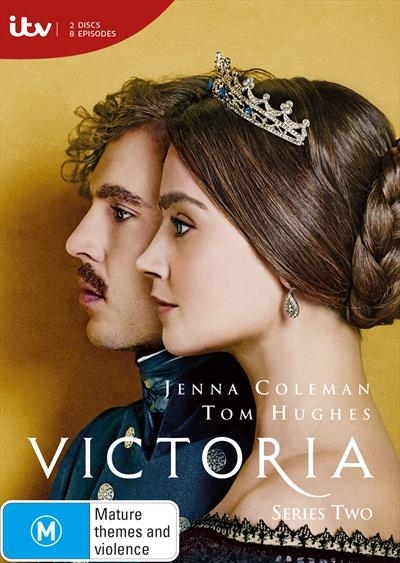 Victoria - Series Two on DVD image