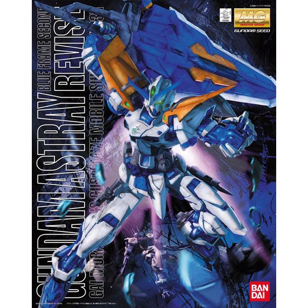 MG 1/100 Gundam Astray Blue Frame Second Revise - Model Kit