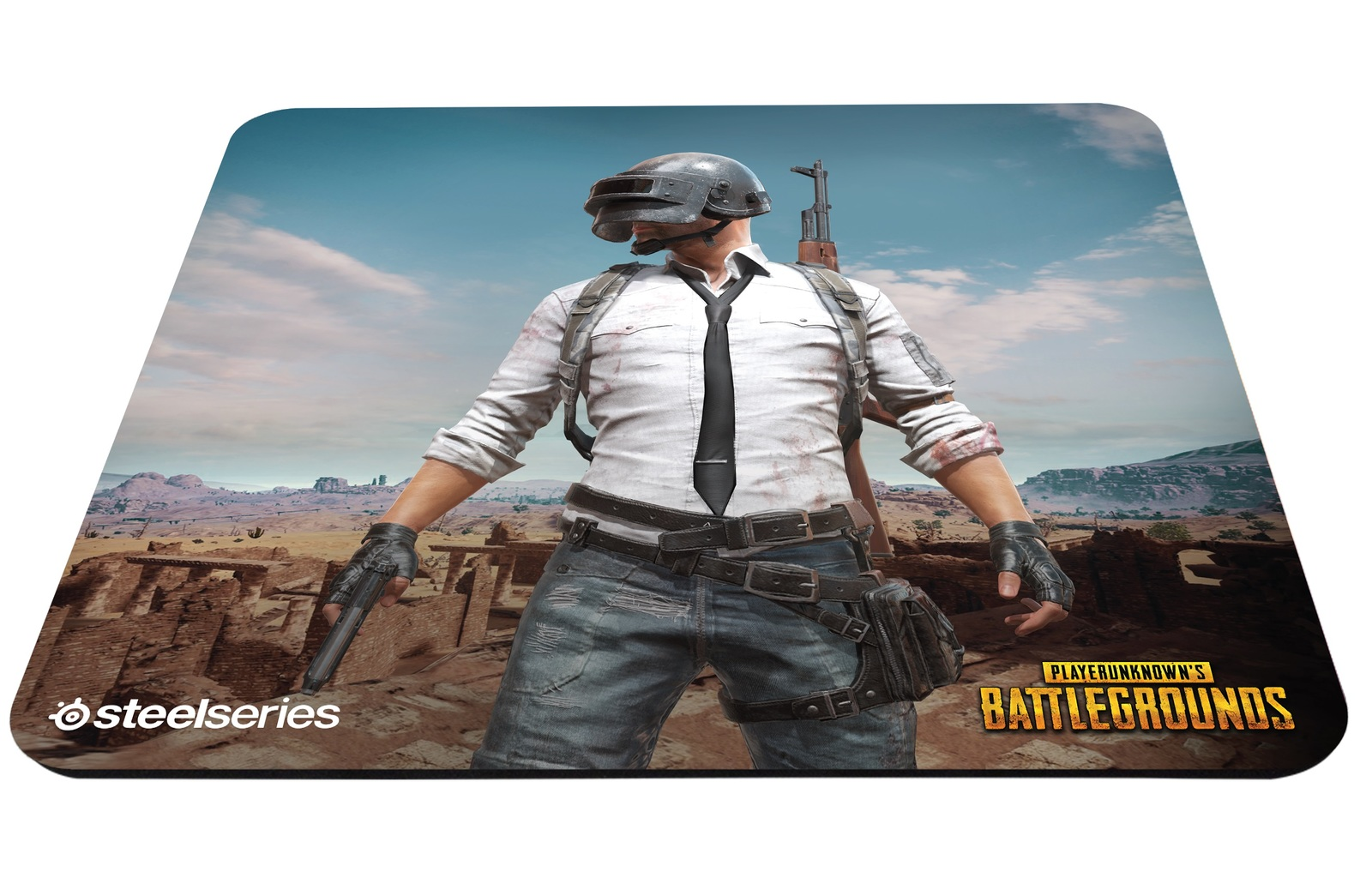 Steelseries Qck+ PUBG Miramar Edition for PC image