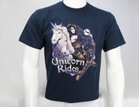 The Witcher 3: Unicorn Riders - Premium T-Shirt (Large)