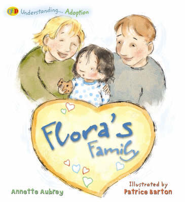 Flora's Family by Annette Aubrey image