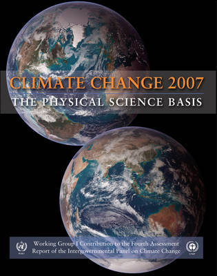 Climate Change 2007 - The Physical Science Basis by Intergovernmental Panel on Climate Change image