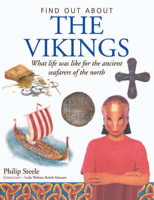 Find Out About the Viking World by Philip Steele image