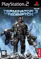 Terminator 3: The Redemption for PlayStation 2