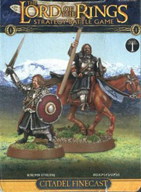 The Lord of the Rings Boromir (Ithilien)
