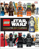 LEGO Star Wars Character Encyclopedia (Updated Edition) - with Exclusive Minifigure! by Dorling Kindersley