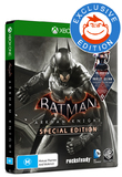 Batman Arkham Knight Special Edition for Xbox One