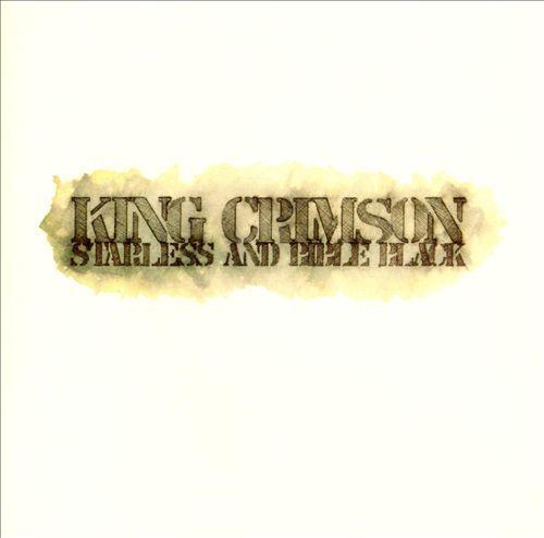 Starless & Bible Black (LP) by King Crimson