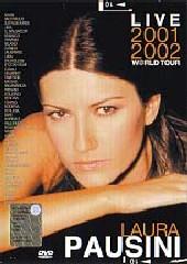 Laura Pausini - Live: 2001-2002 World Tour on DVD