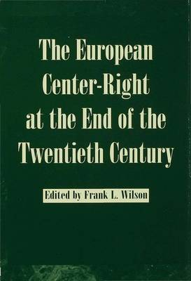 The European Center-right at the End of the Twentieth Century image