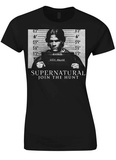Supernatural: Join The Hunt Ladies T-Shirt - XL