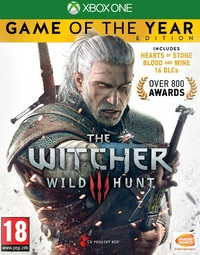 The Witcher 3: Wild Hunt Game of the Year Edition for Xbox One