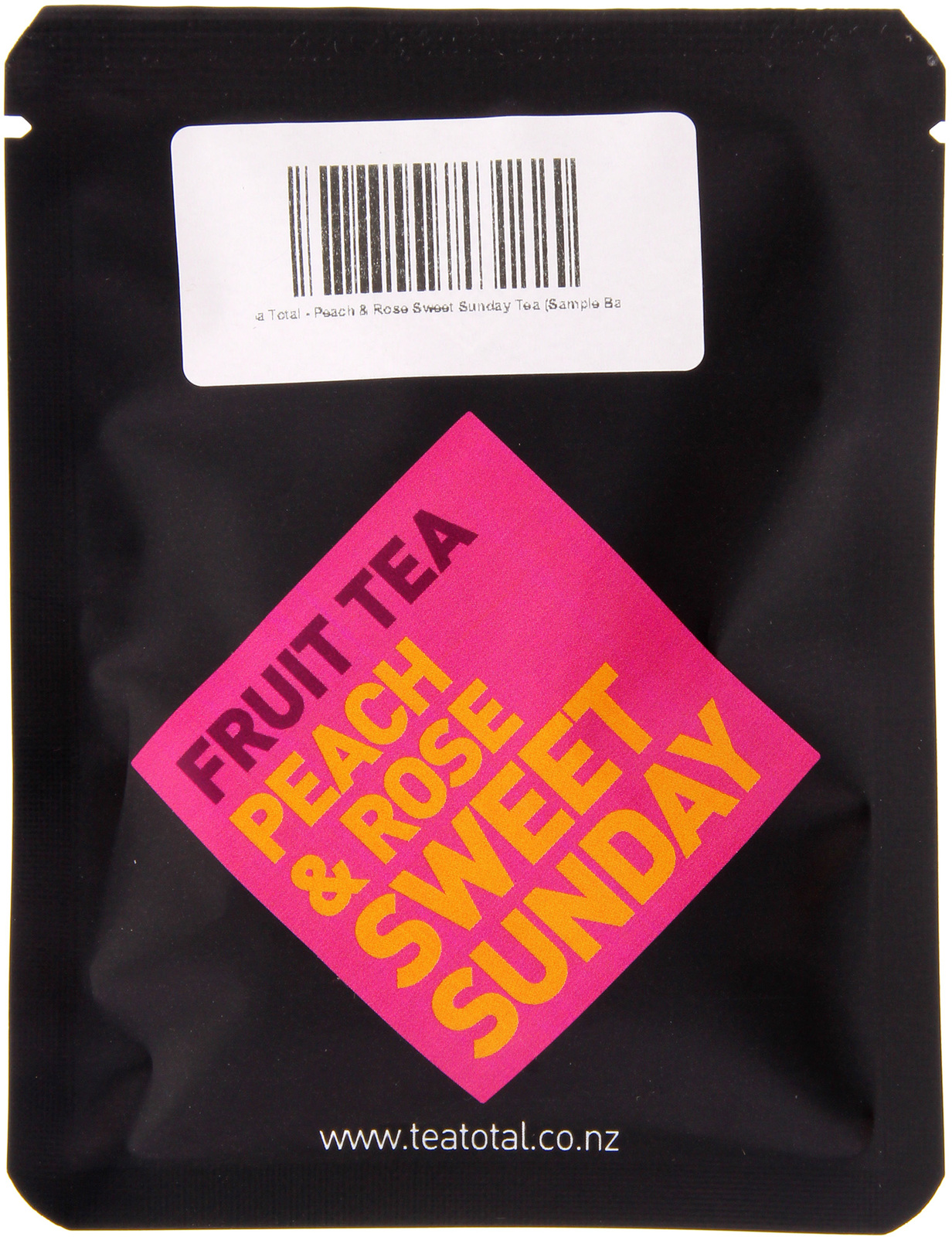 Tea Total - Peach & Rose Sweet Sunday Tea (Sample Bag) image