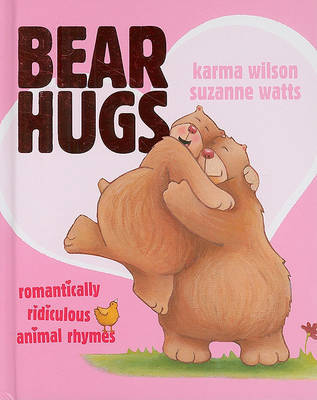 Bear Hugs by Karma Wilson image