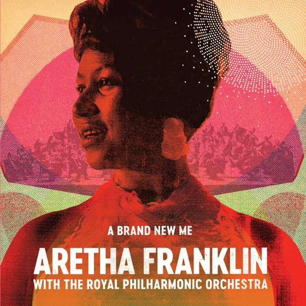 A Brand New Me (LP) by Aretha Franklin