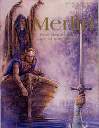Merlin by John Matthews image