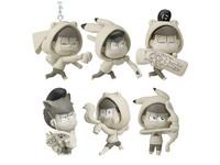 Osomatsu-san: Chara-Forme (Giga Ver.) - Swing Tag (Blind Bag)