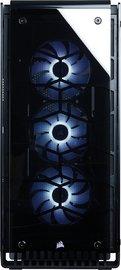 Corsair Crystal Series 570X RGB Mirror Black Tempered Glass ATX Mid-Tower Case image