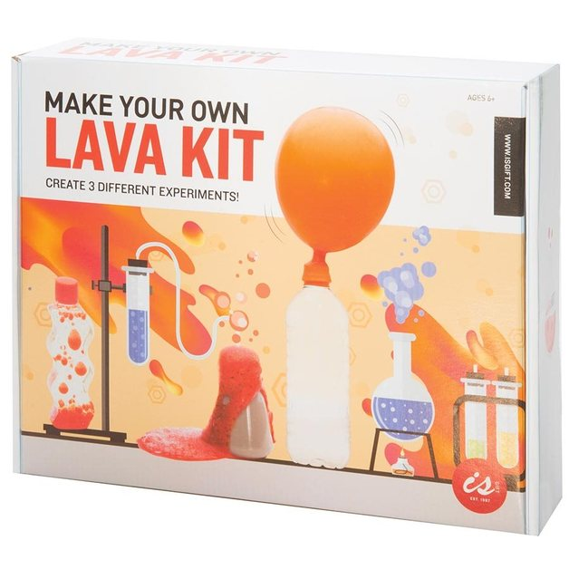 IS Gifts: Make Your Own Lava - Science Kit