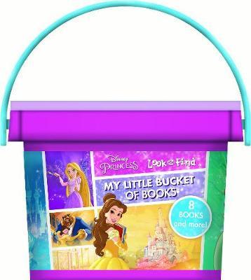 Disney Princess Bucket of Books