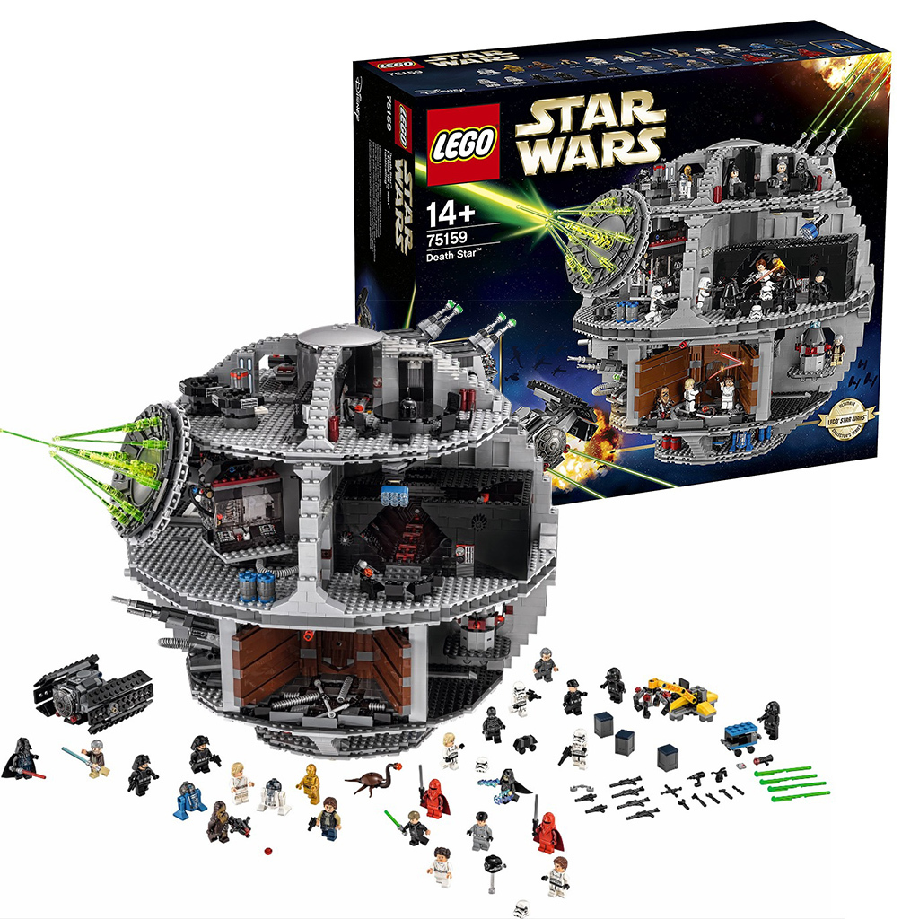 LEGO Star Wars - Death Star (75159) image