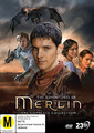 The Adventures Of Merlin: The Complete Collection on DVD