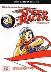 Speed Racer - Vol 6 on DVD