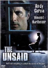 The Unsaid on DVD