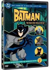 Batman Season 1 Volume 2 Man Who Would Be Bat on DVD