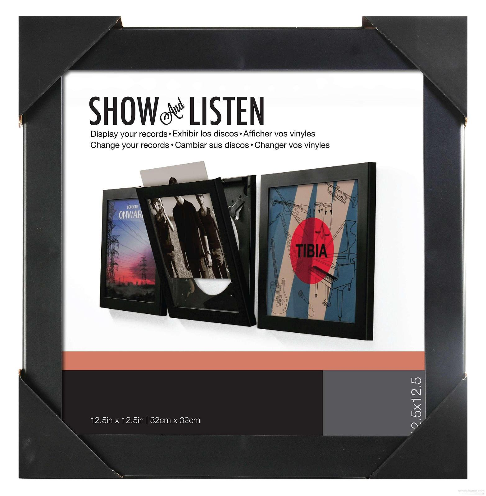 Show and Listen image
