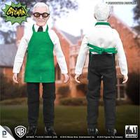 Batman Classic 1966 Alfred in Apron 8-Inch Action Figure