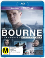 The Bourne Quadrilogy on Blu-ray, UV