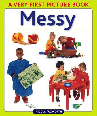 Messy by Nicola Tuxworth