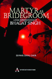 Martyr as Bridegroom by Ishwar Dayal Gaur image
