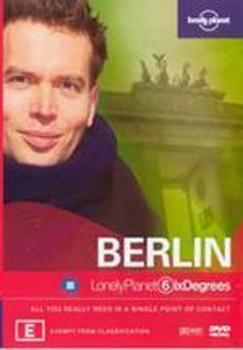 Lonely Planet Six Degrees: Berlin on DVD image