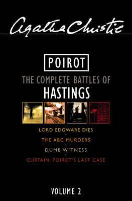 Poirot: v. 2 by Agatha Christie image