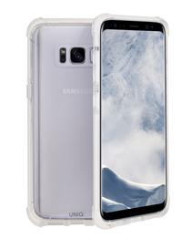 Uniq Hybrid Samsung S8 Combat Blanc - White
