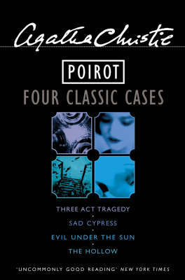 Poirot Four Classic Cases Omnibus by Agatha Christie image