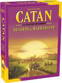 Catan: Traders and Barbarians 5/6 Player Extension pack