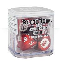 Blood Bowl: Chaos Chosen Dice Set