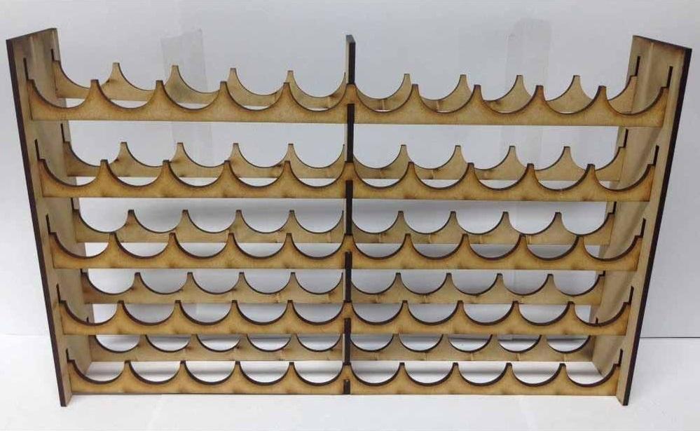 TTCombat: Mega Paint Rack - Vallejo (50 Pots) image