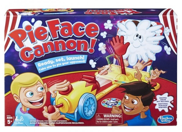 Pie Face Cannon - Party Game