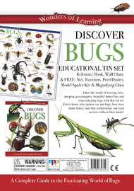 Discover Bugs Wonder of Learning Educational Box Set