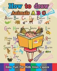 How to Draw Animals A B C by Emin J Space