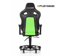Playseat L33T Gaming Chair - Green for