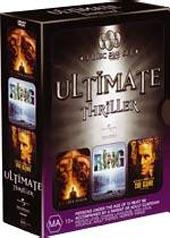 Ultimate Thriller Collection - Red Dragon/The Ring/The Game on DVD